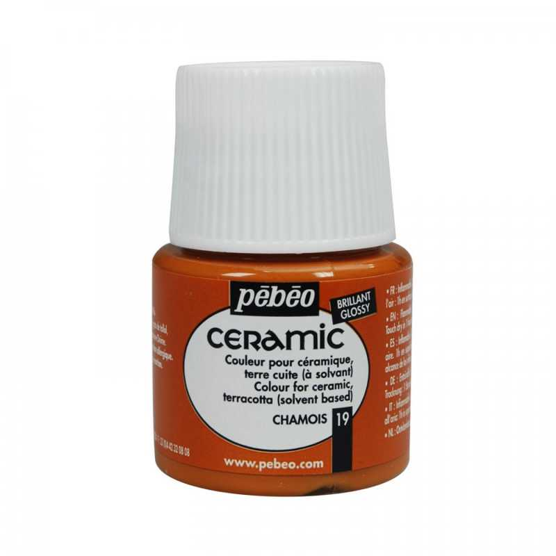 Ceramic 45 ml, 19 Chamois