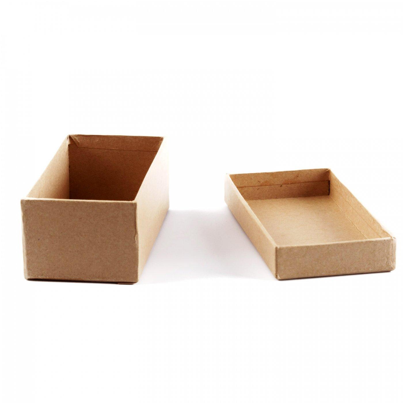 3fefb2851 Krabička obdĺžnik, lepenka 14 x 7 x 5 cm | Pentart | Čarovné farby