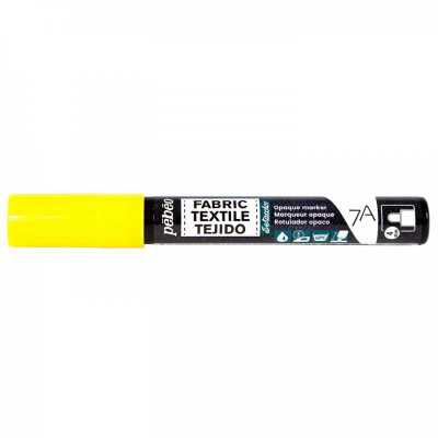 7A fixka na textil, 402 Yellow, 4 mm