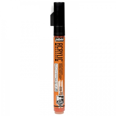 ACRYLIC MARKER 0,7 mm, 05 Orange