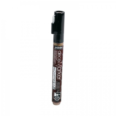 ACRYLIC MARKER 0,7 mm, 33 Burnt Sienna