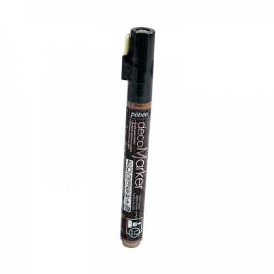 ACRYLIC MARKER 1,2 mm, 33 Burnt Sienna