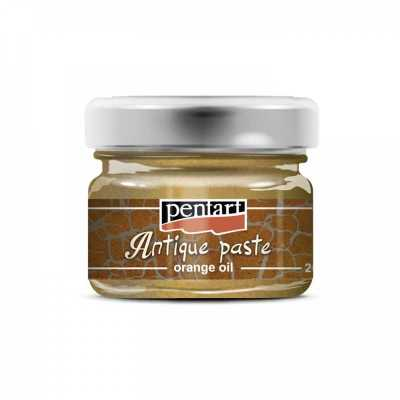Antique pasta, 20 ml, bronzová