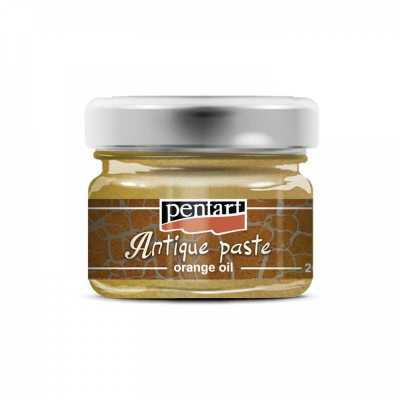 Antique pasta, 20 ml, zlatá