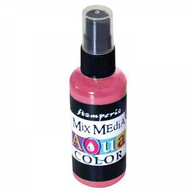 Aquacolor sprej, 60 ml, Antique pink
