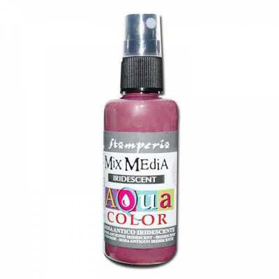 Aquacolor sprej, 60 ml, Iridescent antique pink