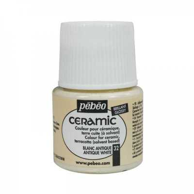 Ceramic 45 ml, 32 Antique white