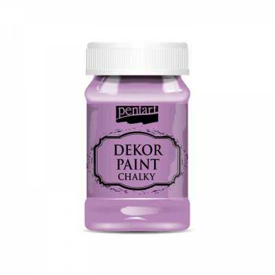 Dekor Paint Soft 100 ml, černicová