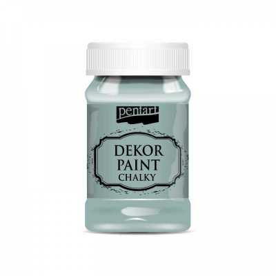 Dekor Paint Soft 100 ml, country modrá