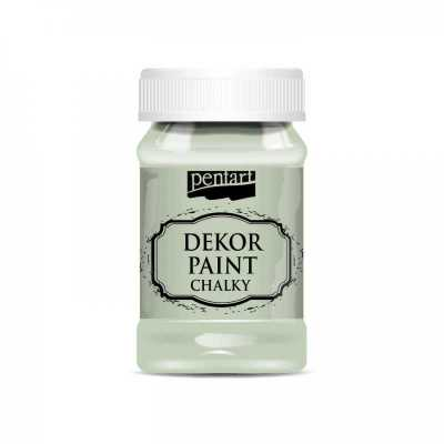 Dekor Paint Soft 100 ml, country zelená