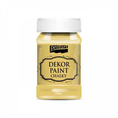 Dekor Paint Soft 100 ml, mandarinková
