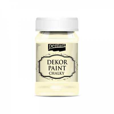 Dekor Paint Soft 100 ml, slonovinová