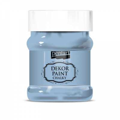 Dekor Paint Soft 230 ml, ľanová modrá