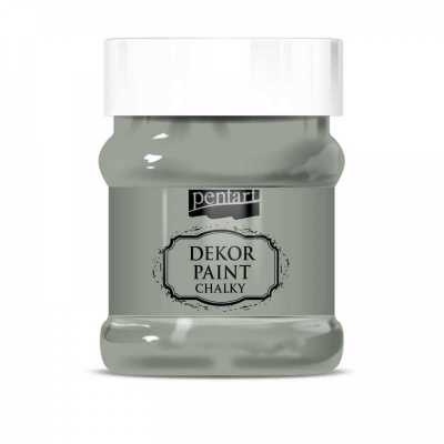 Dekor Paint Soft 230 ml, olivový strom