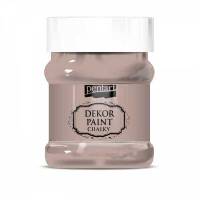 Dekor Paint Soft 230 ml, vintage hnedá