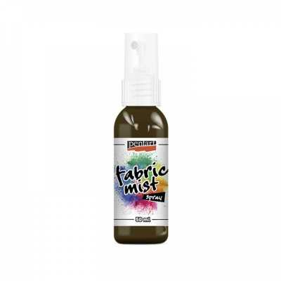 Fabric Mist Spray 50 ml, hnedá