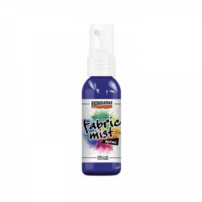 Fabric Mist Spray 50 ml, modrá