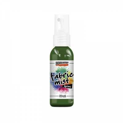 Fabric Mist Spray 50 ml, olivová