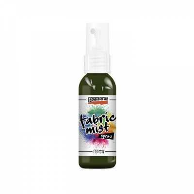 Fabric Mist Spray 50 ml, tŕňovozelená