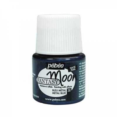 Fantasy Moon 45 ml, 38 Metal Blue