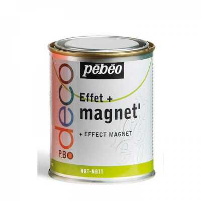 P.BO Déco Effect maget, 250 ml, Magnetická farba