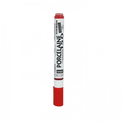 Porcelaine 150 Marker (0,7 mm), 03 Scarlet red