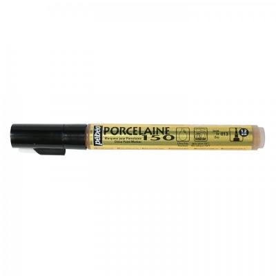 Porcelaine 150 Marker (1,2 mm), 13 Gold