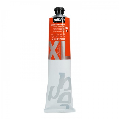 Studio XL 200 ml, 04 Cadmium orange hue