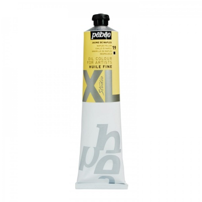 Studio XL 200 ml, 19 Naples yellow