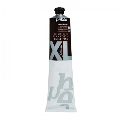 Studio XL 200 ml, 23 Burnt umber