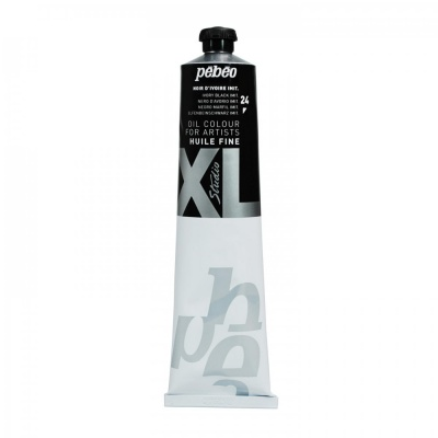 Studio XL 200 ml, 24 Ivory black imit.