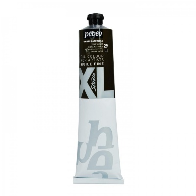 Studio XL 200 ml, 29 Raw umber