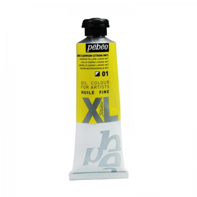 Studio XL 37 ml, 01 Lemon cadmium yellow hue